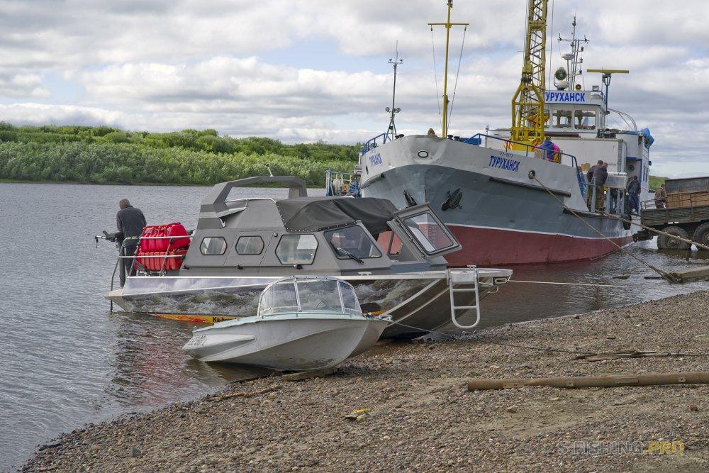 Отчеты с водоемов: Рыбалка на Полярном круге