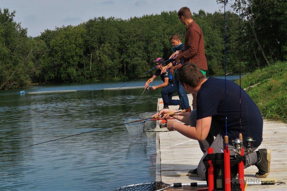 Отчеты с водоемов: Отборочный этап на Nories Cup Russia Junior