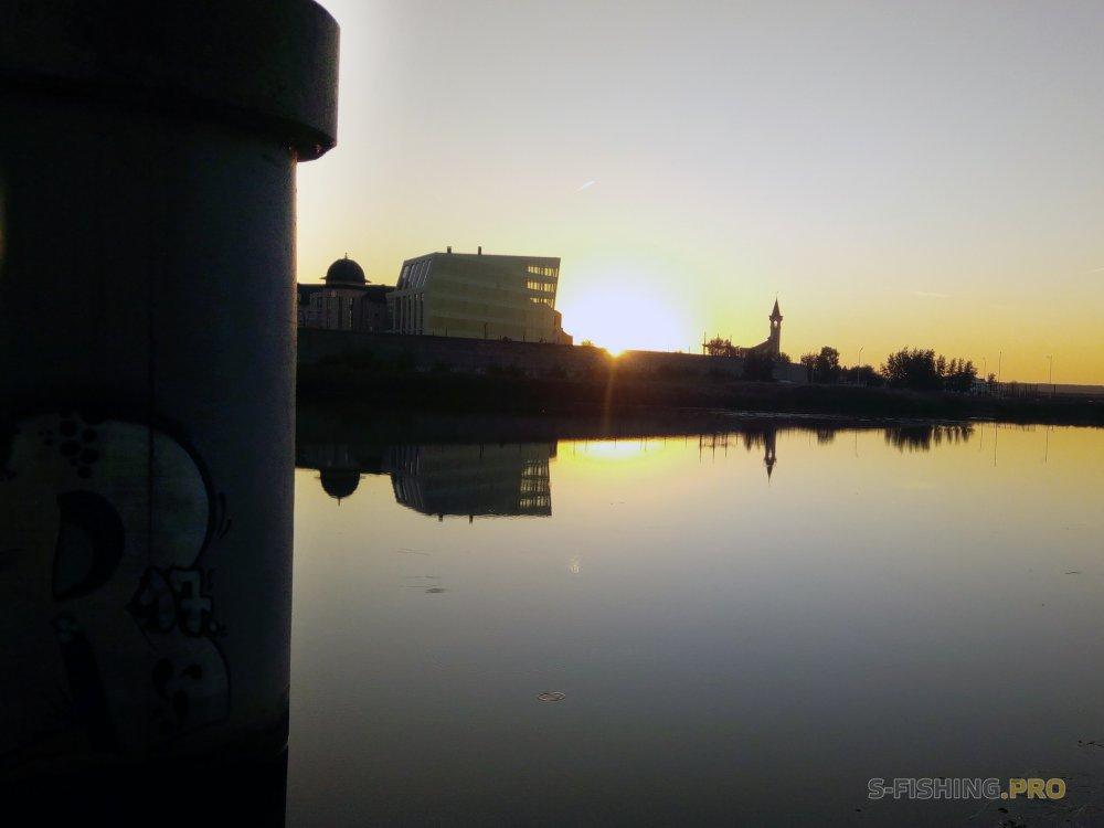 Блог им. AndreyPivovapov: Городские окуни на GURANO 40
