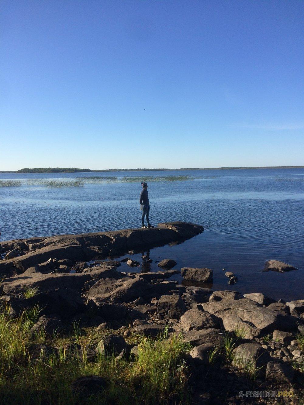 Отчеты с водоемов: Сплав по озёрному краю.