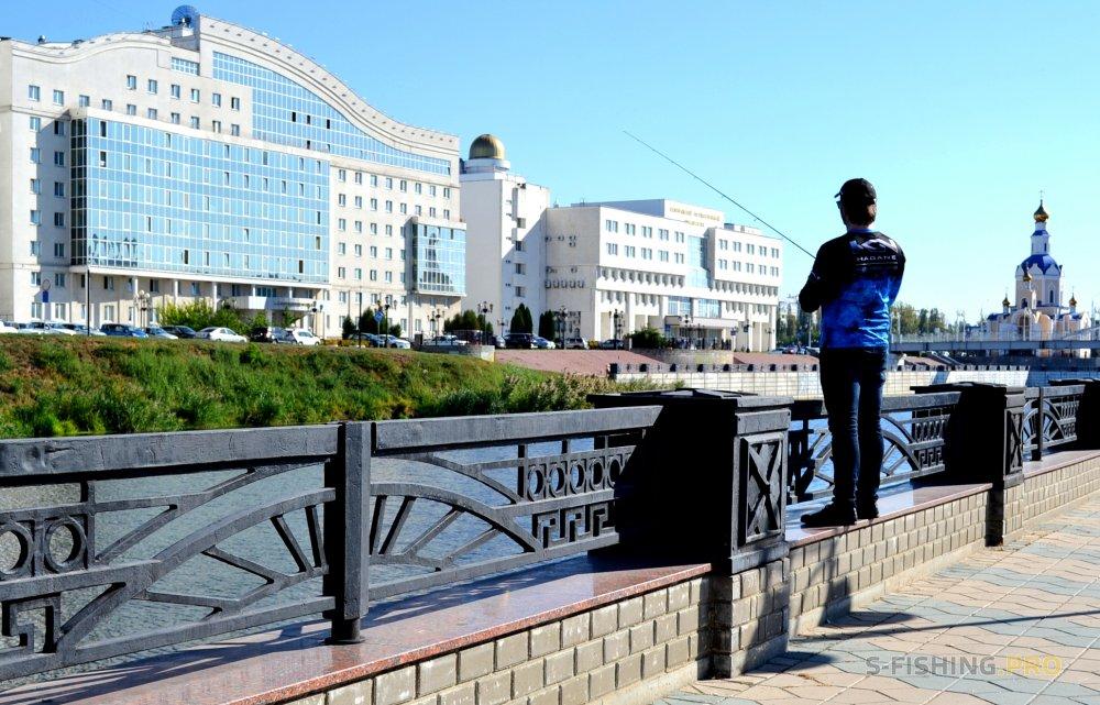 Блог им. VitaliyShindin: Правильная Удочка в путешествии. Ч1