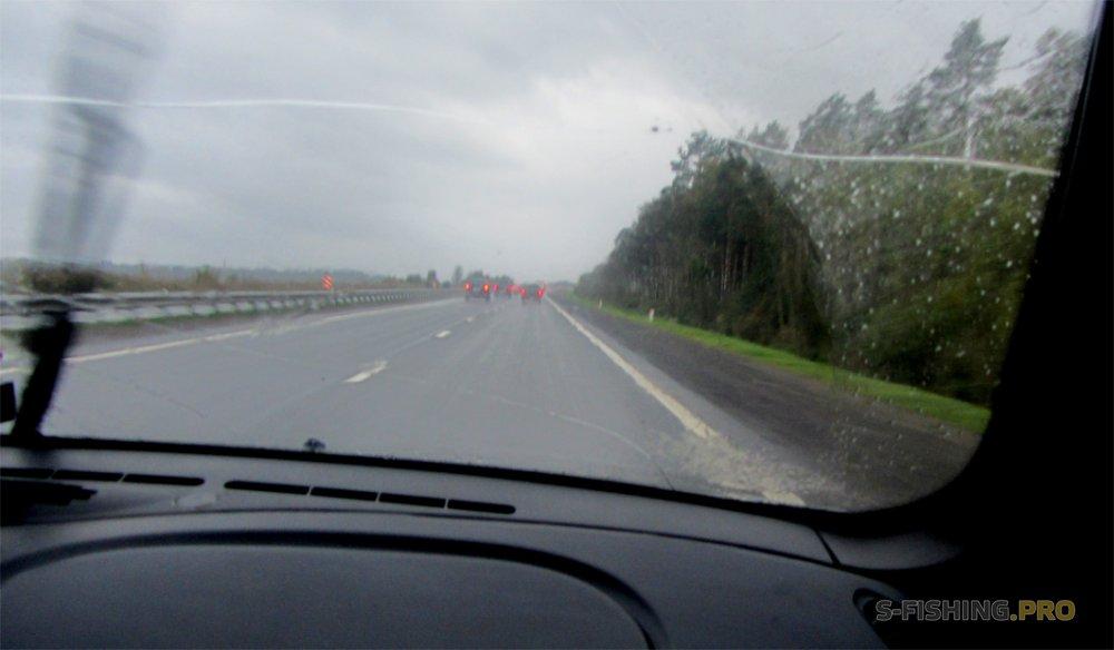 Отчеты с водоемов: Буря мглою небо кроет... Осень!