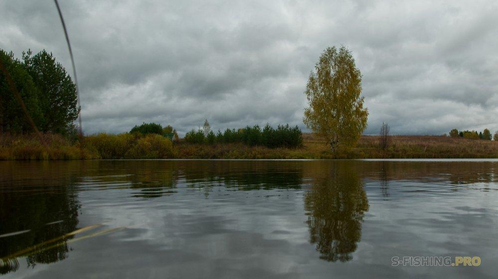 Отчеты с водоемов: Микроджиг осенью.