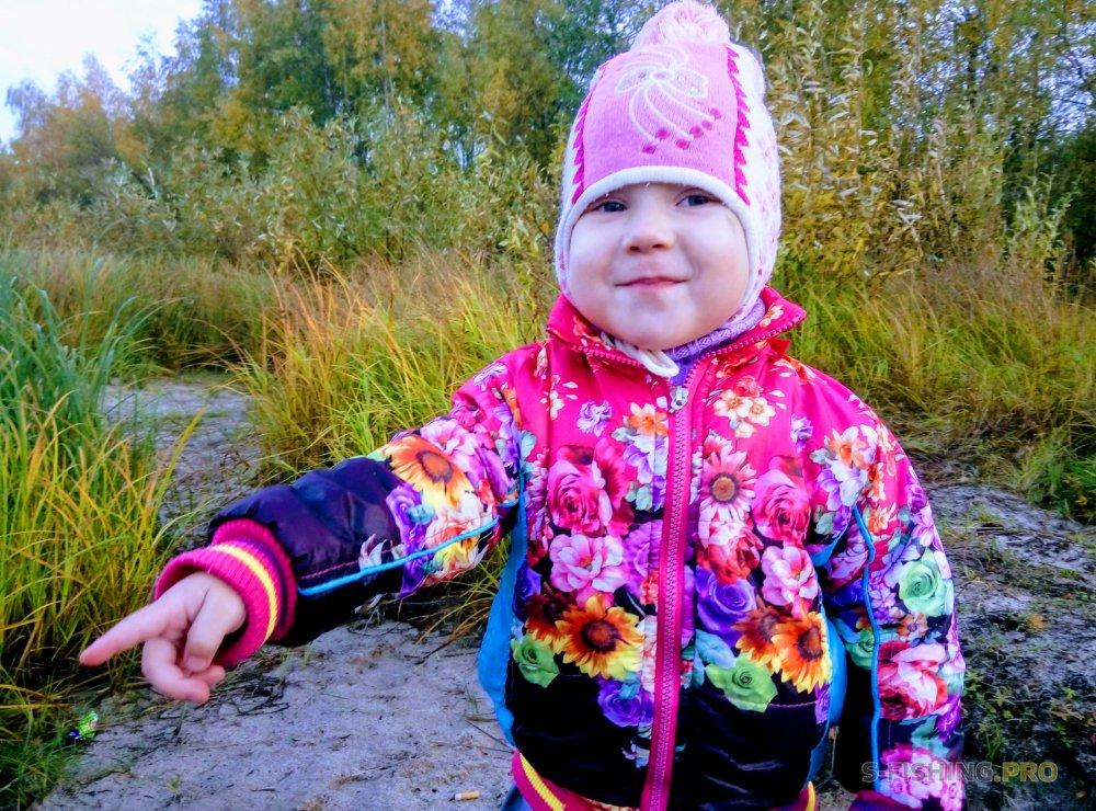 Отчеты с водоемов: Полтора рыболова