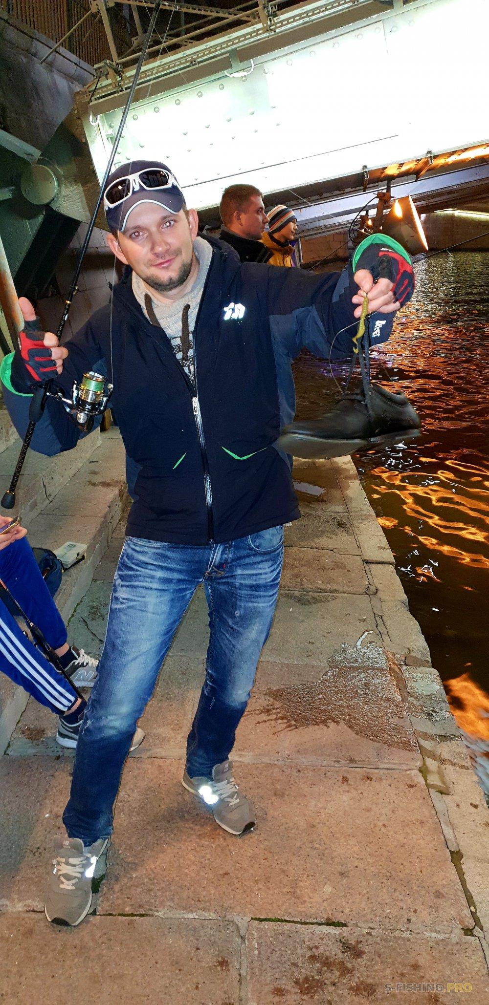 Отчеты с водоемов: Trout VS ZANDER