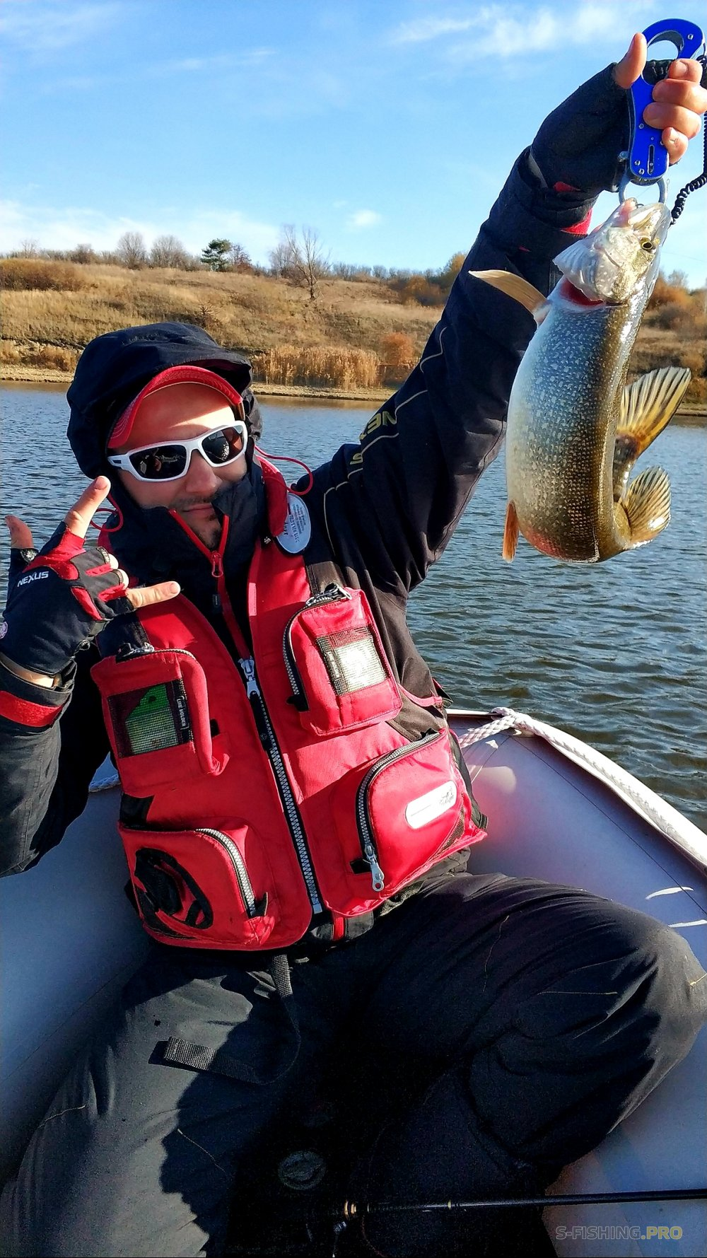 Отчеты с водоемов: Трое в лодке не считая Relax(a)