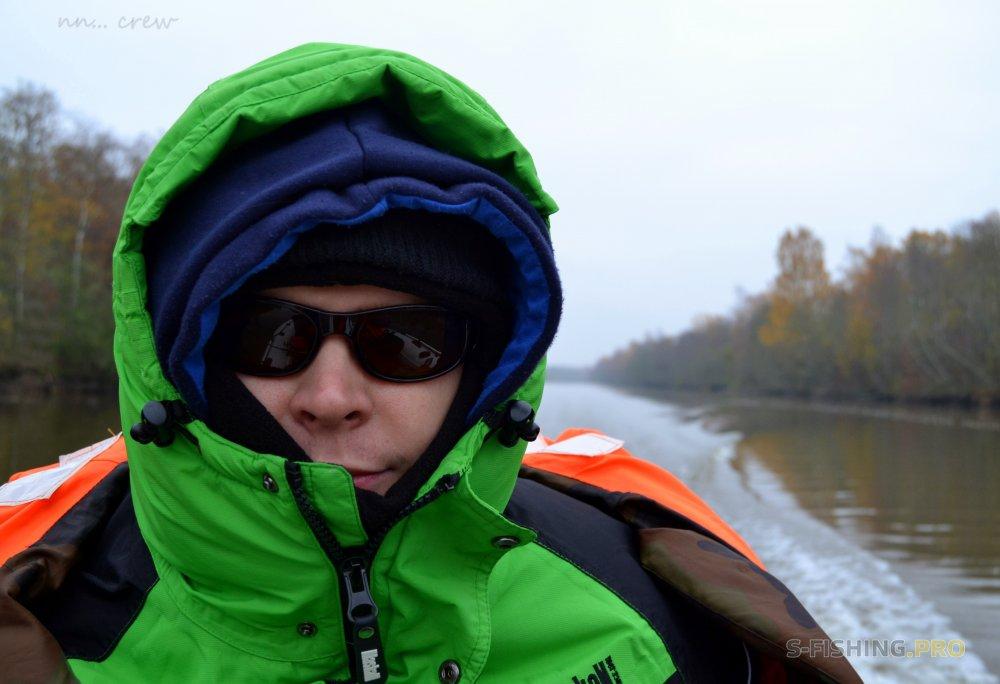 Отчеты с водоемов: Осеннее приключение