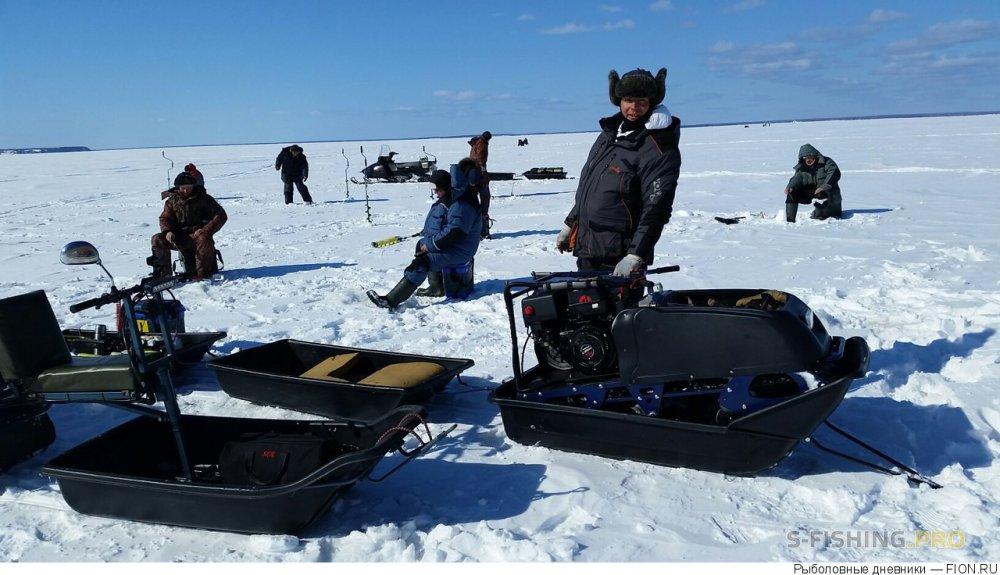 Отчеты с водоемов: Отчет о рыбалке: 24 марта 2018, Волга (Горьковское водохранилище)