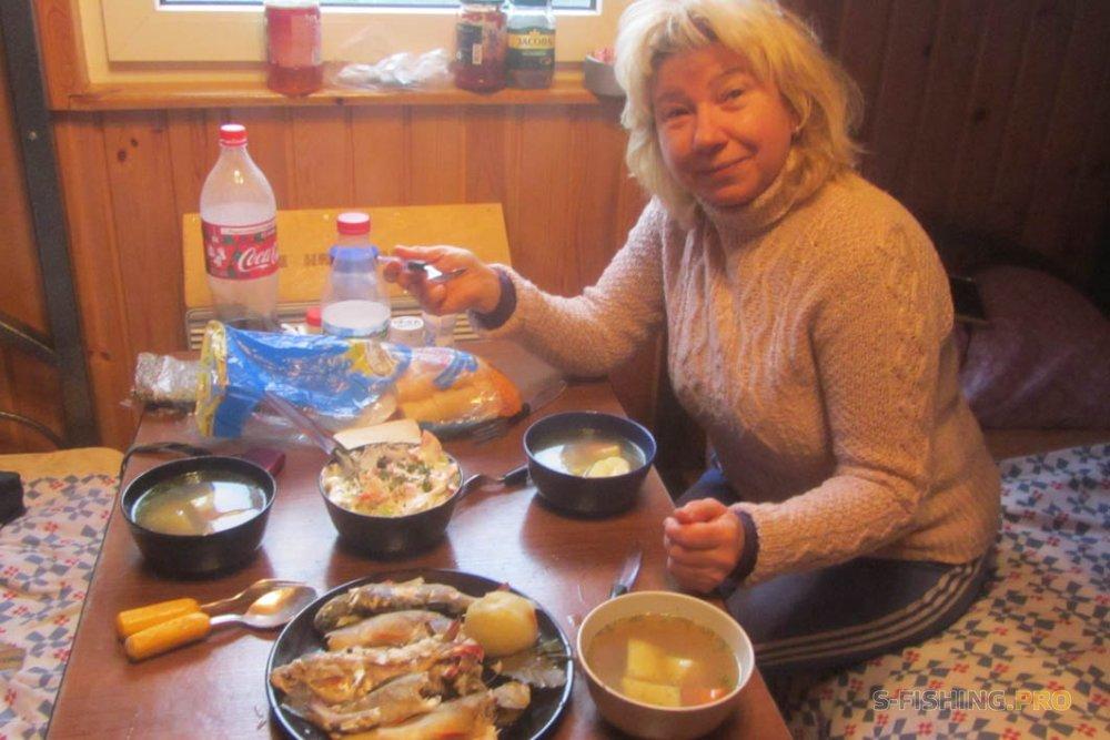 Отчеты с водоемов: Путешествие на север Ладоги. Рыбалка, Акт милосердия.