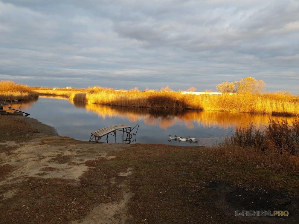 Отчеты с водоемов: Рыбалка на спаде давления