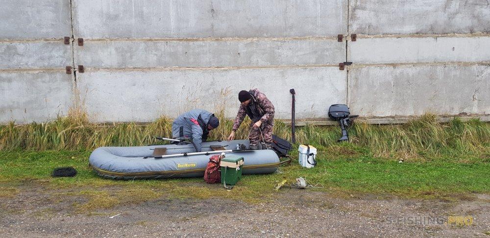 Отчеты с водоемов: Плотва две с половиной недели спустя