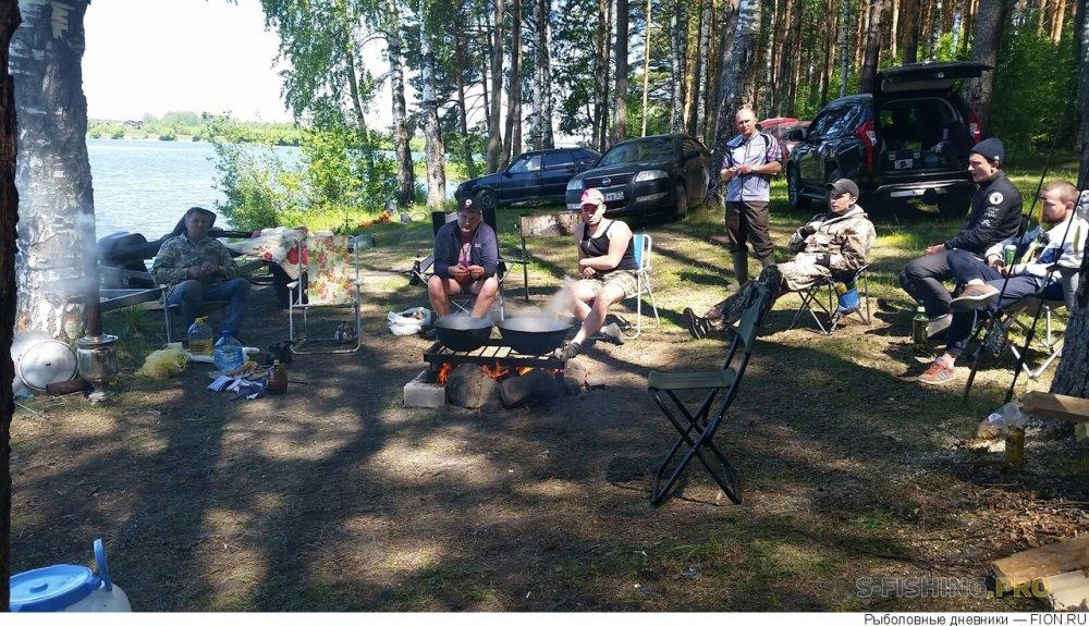 Отчеты с водоемов: Отчет о рыбалке: 23 июня 2018 - 24 июня 2018, Волга (Ивановская обл.)