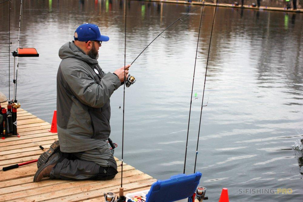 Мероприятия: Trout Anglers Cup, 3 и 4 ноября