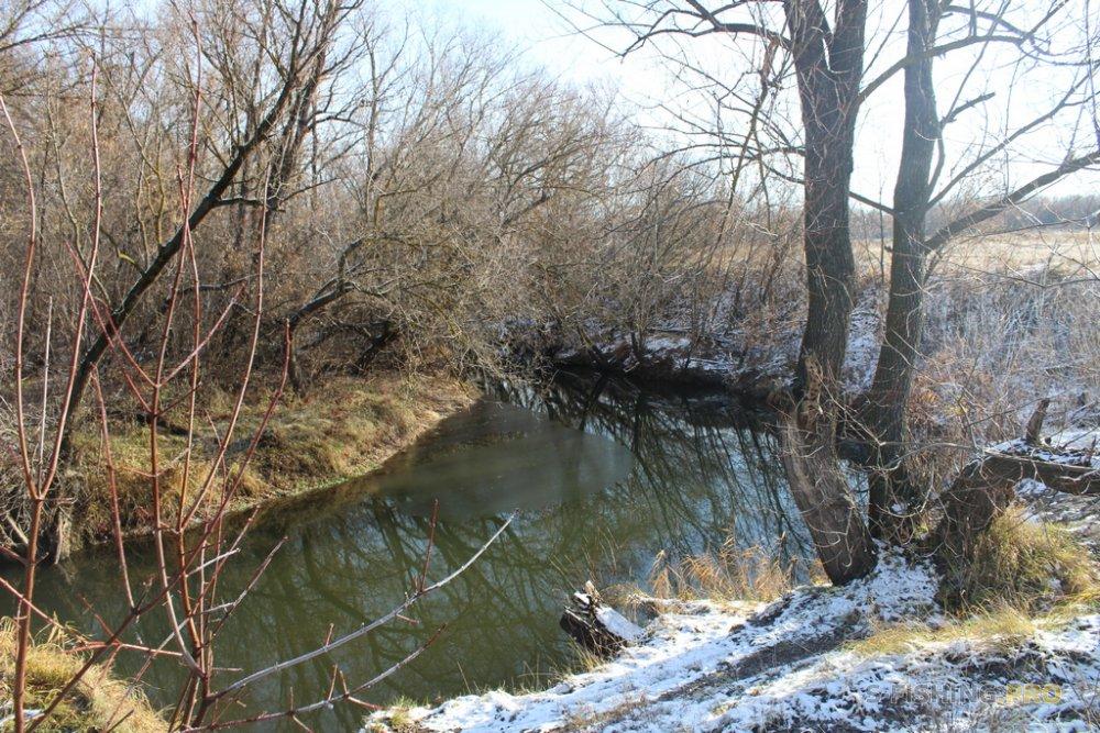 Отчеты с водоемов: Ноябрьские заморозки или предзимний спиннинг