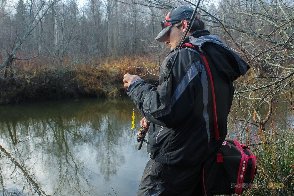 Отчеты с водоемов: Спиннинг на малых реках.