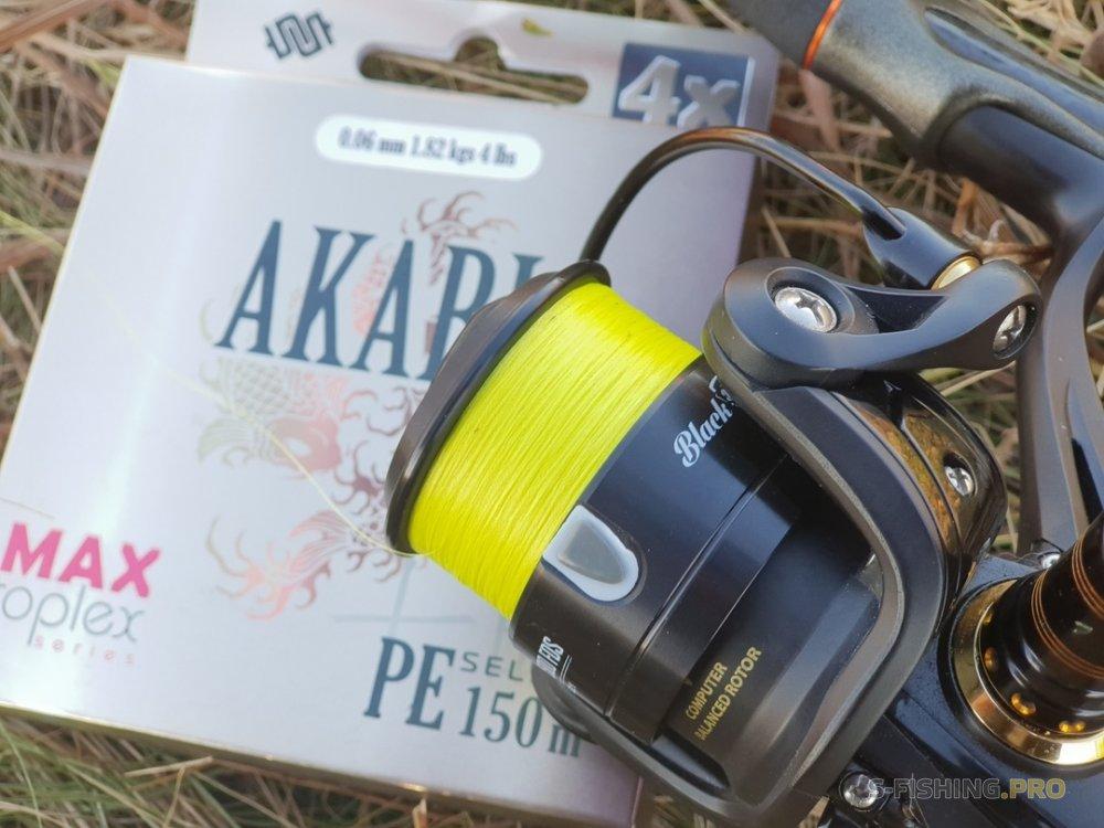 Обзоры: Недорогой лайтовый шнур – Shii Saido Akari 4x 0.06