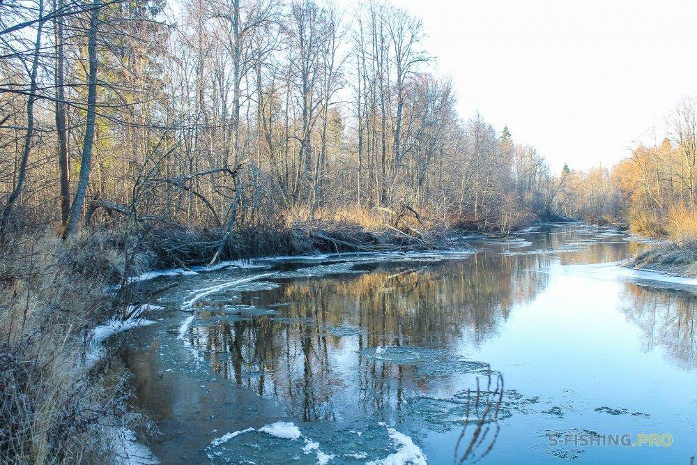 Отчеты с водоемов: С одной реки на другую