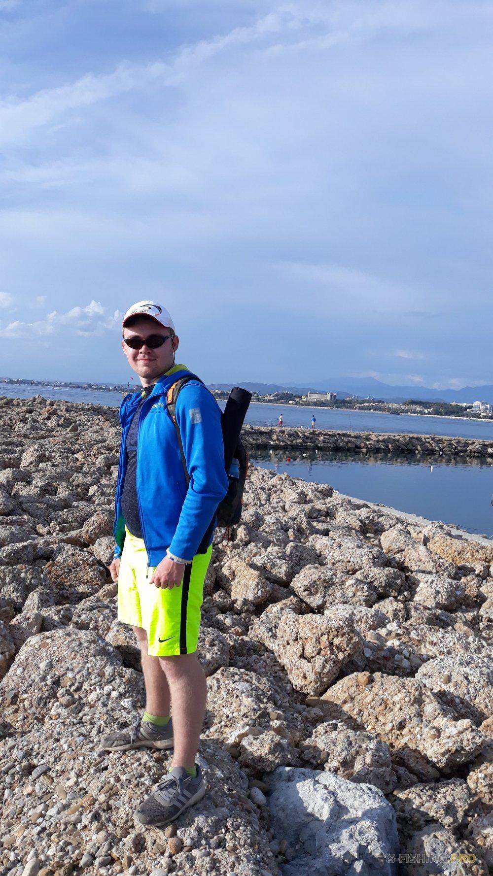 Отчеты с водоемов: Рыбалка на Анталийском побережье средиземного моря