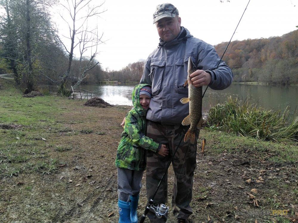 Отчеты с водоемов: Отпускать рыбу-дело не всегда простое :)