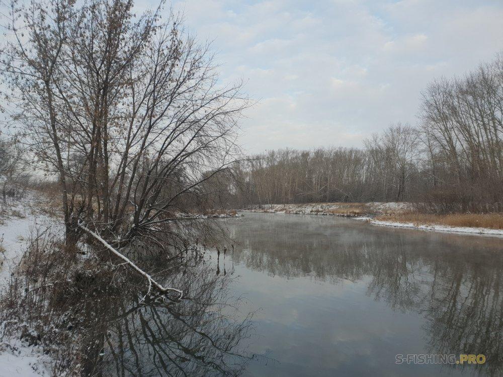 Отчеты с водоемов: На пороге зимы