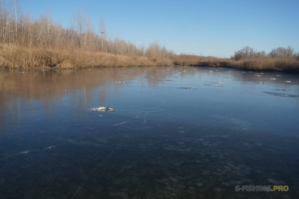 Отчеты с водоемов: Долгожданный первый лед