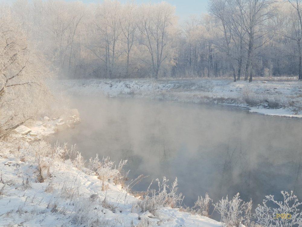 Отчеты с водоемов: Открытие сезона зимнего спиннинга