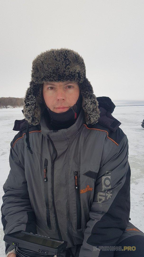 Отчеты с водоемов: Мороз и берш