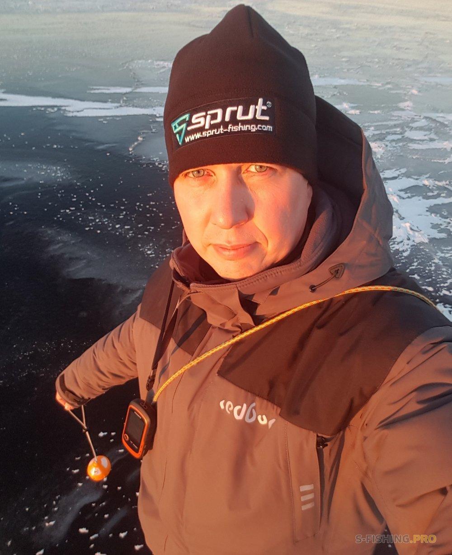 Отчеты с водоемов: Душевный первый лёд