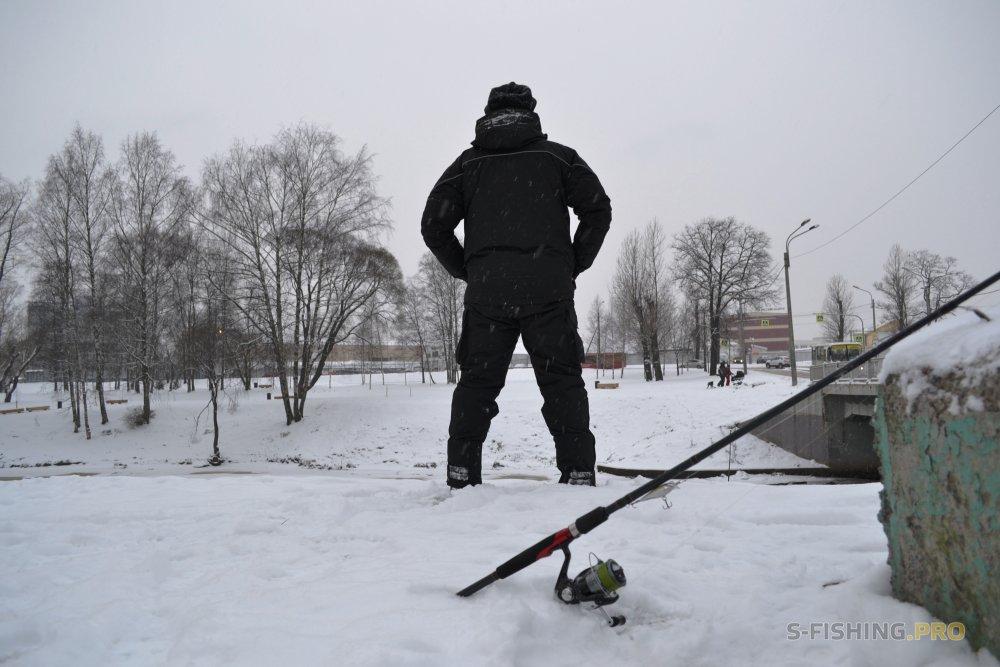 Блог им. VitaliyShindin: Что за костюм Rapala Nordic Ice?