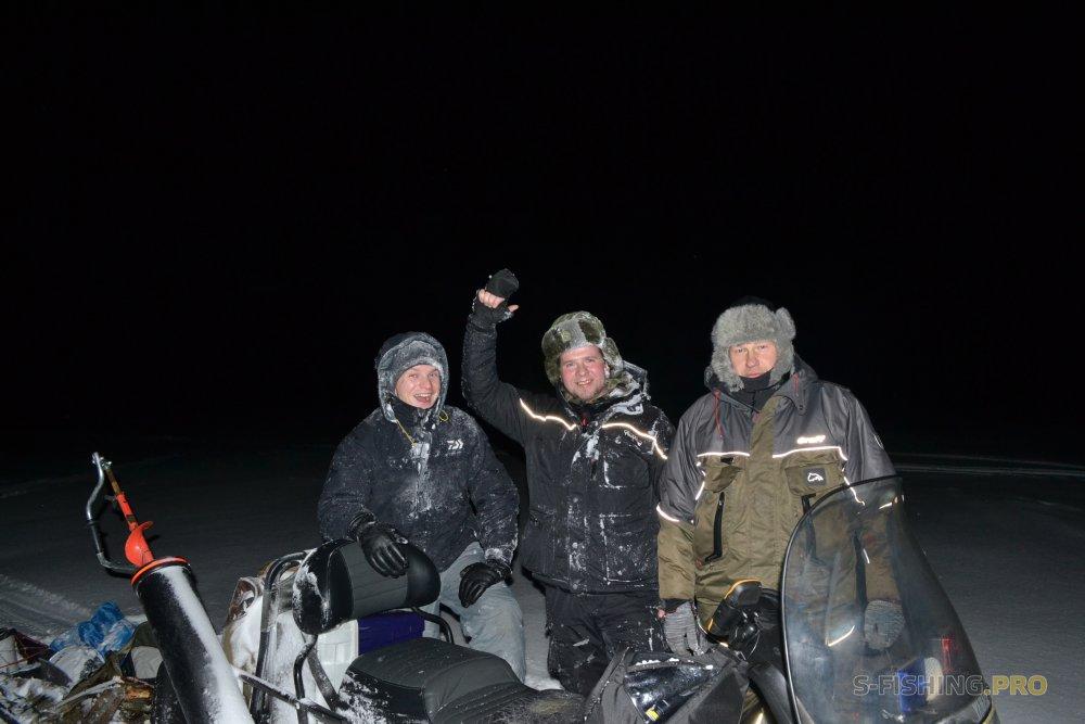 Блог им. VitaliyShindin: Любимые зимние удочки.