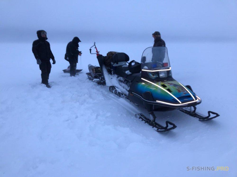Блог им. VitaliyShindin: Ураганная рыбалка.
