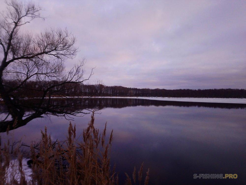 Отчеты с водоемов: Болт