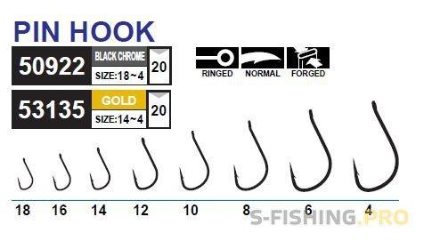 Советы начинающим: 10  популярных моделей крючков OWNER для ловли белой рыбы.