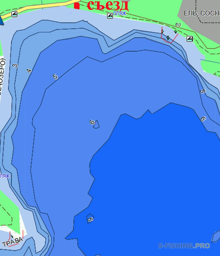 Отчеты с водоемов: Три года