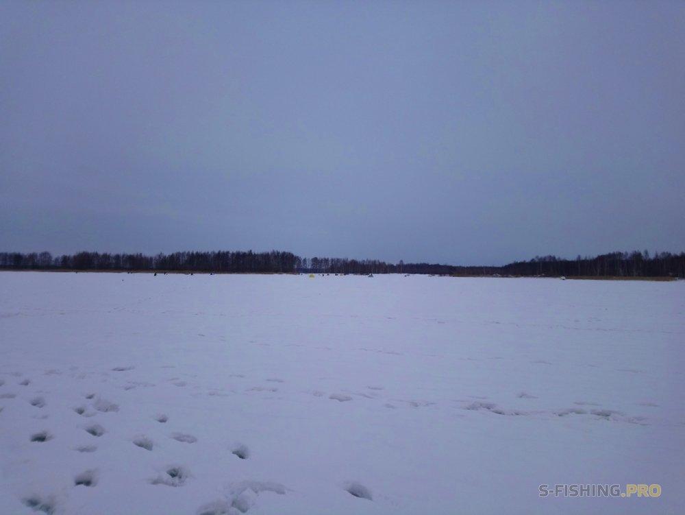 Отчеты с водоемов: Зимняя рыбалка.