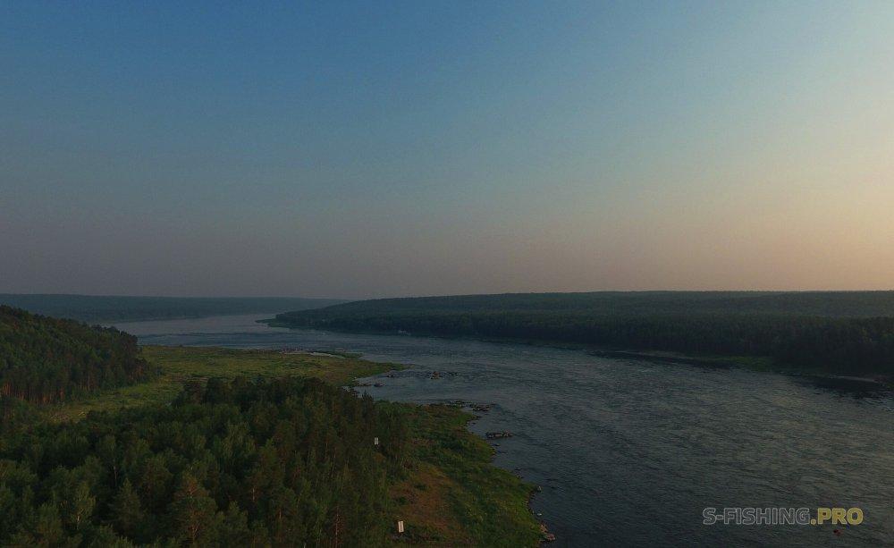 Отчеты с водоемов: 2209 км НА КАТЕРЕ ПО ЕНИСЕЮ (видео)
