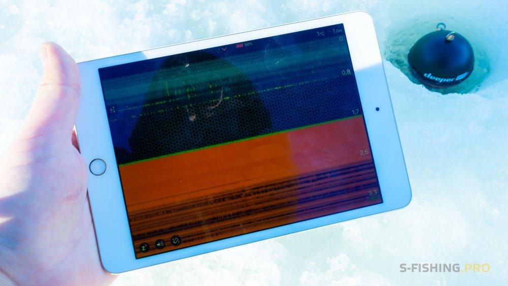 Блог им. AndreyKiselev: Эхолот Deeper Pro — эффект первого впечатления