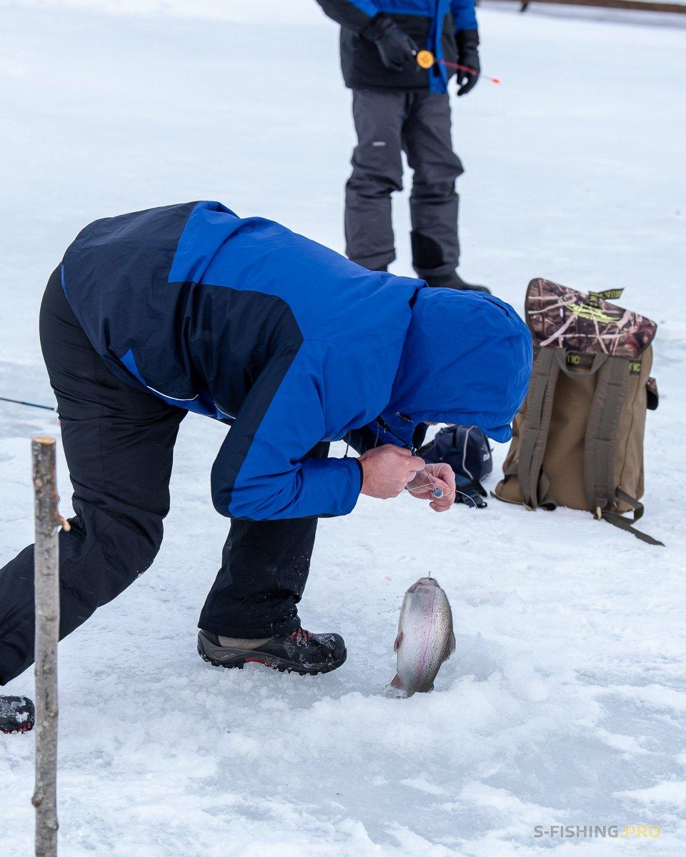 Мероприятия: Вот и сбылись мечты о рыбалке.