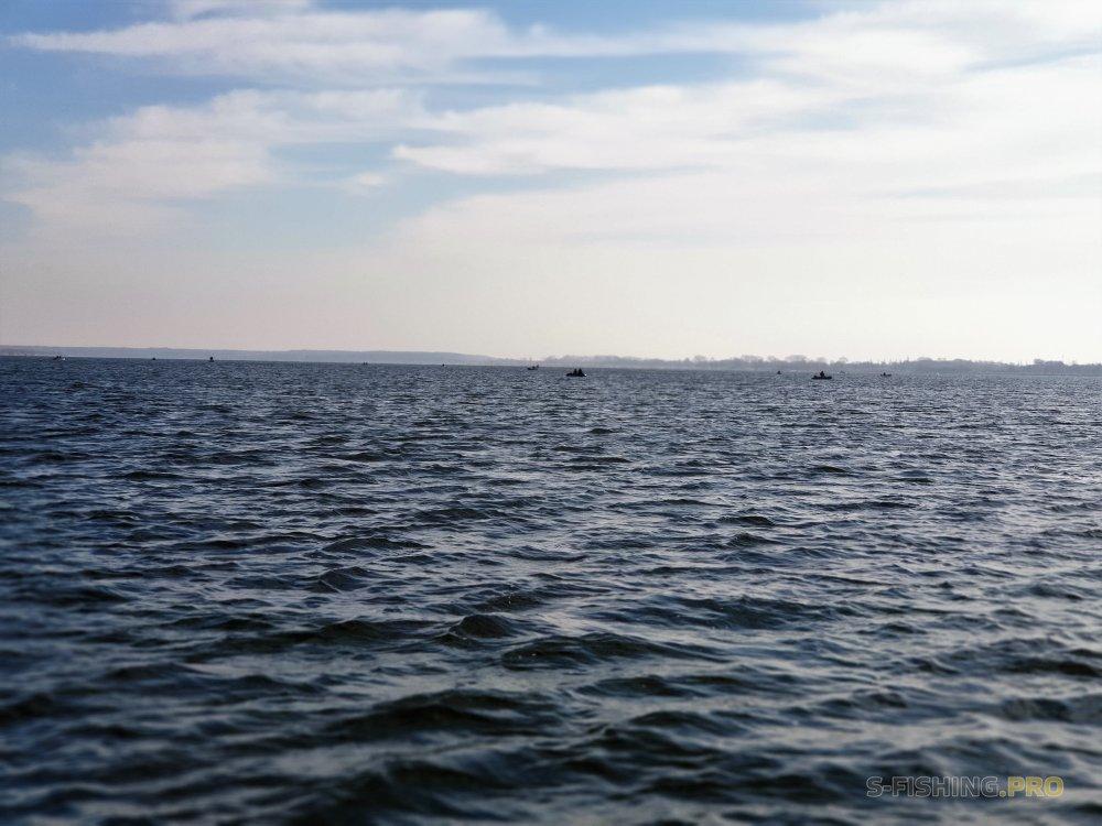 Отчеты с водоемов: Весна на Relax-е (8.03-9.03)