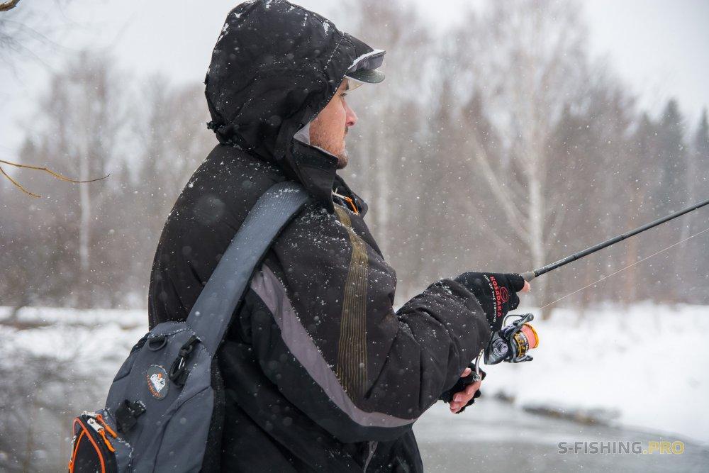 Отчеты с водоемов: Где искать судака в марте на малой реке?