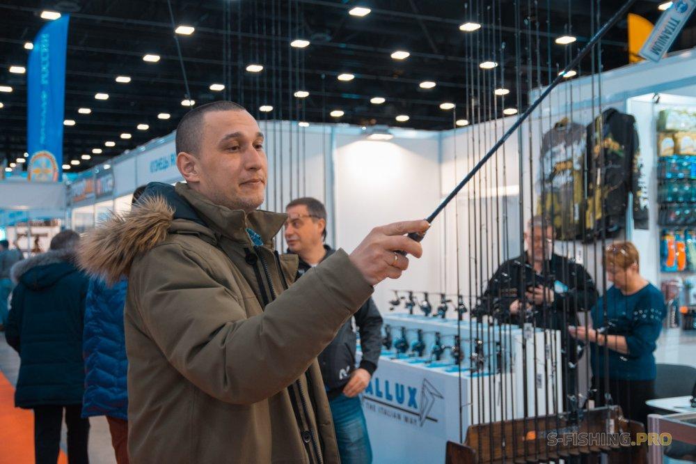 Мероприятия: 34-ая ежегодная специализированная выставка Охота и Рыболовство.  Стоит ли посетить?
