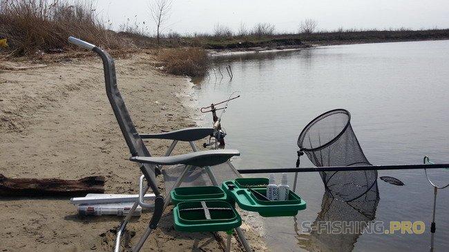 Отчеты с водоемов: На озеро с маховой удочкой