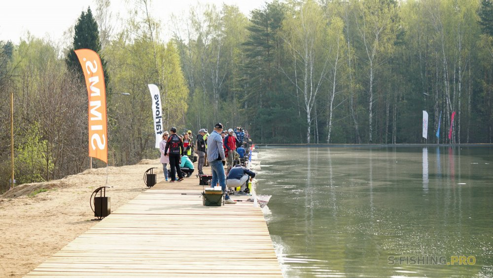REDFISH CLUB | St.Petersburg Area Fishing Club: Фото с турнира Trout Anglers Cup