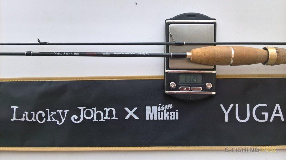Обзоры: Lucky John X Mukai Yuga – когда форель в удовольствие
