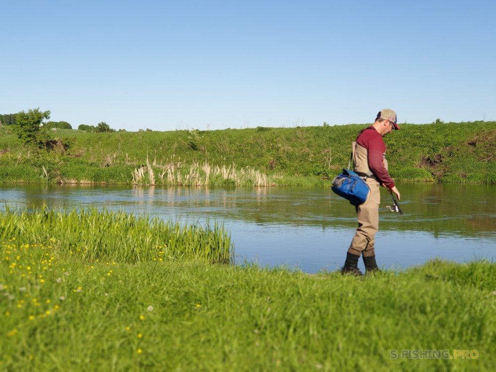 Отчеты с водоемов: Голавлемания в запрет. Новый участок.