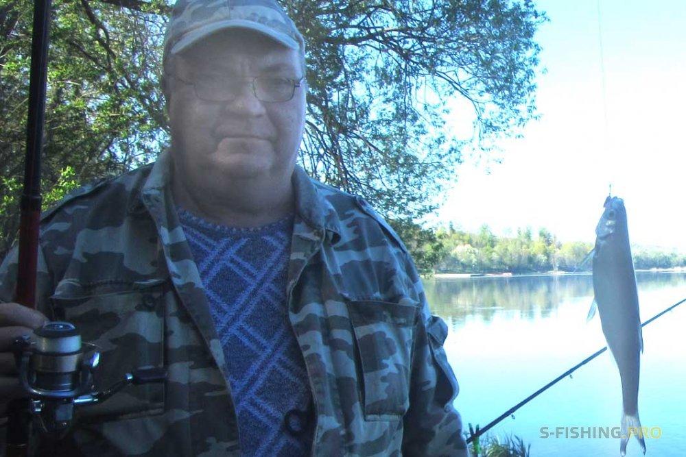 Отчеты с водоемов: ВЕЗУХА на рыбалке!