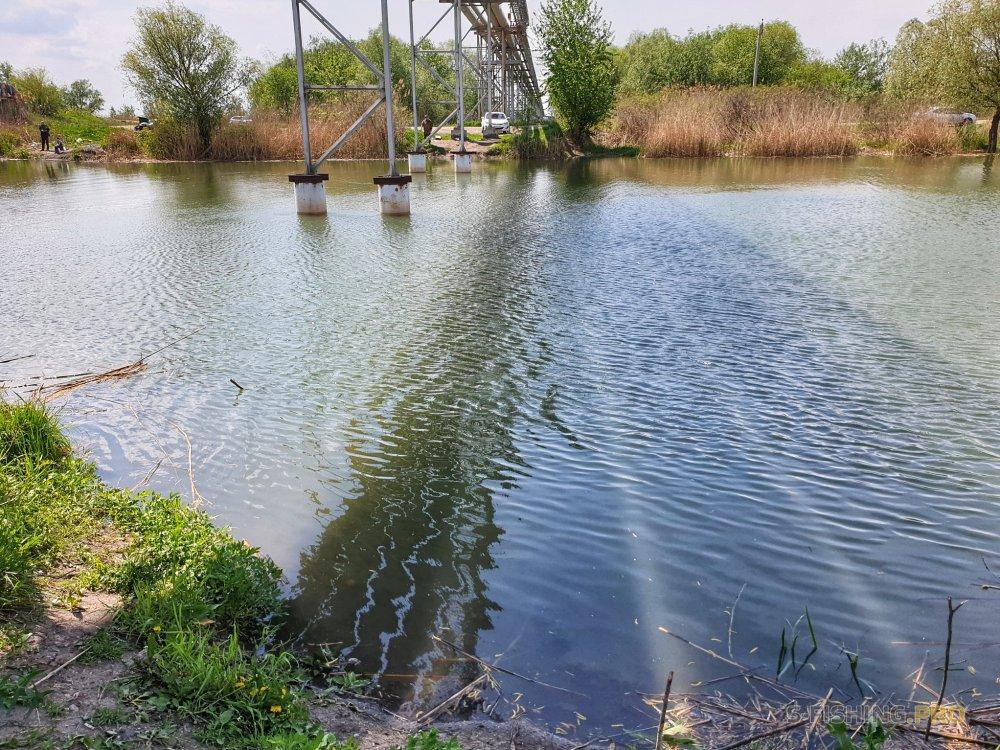 Отчеты с водоемов: Теплые денечки