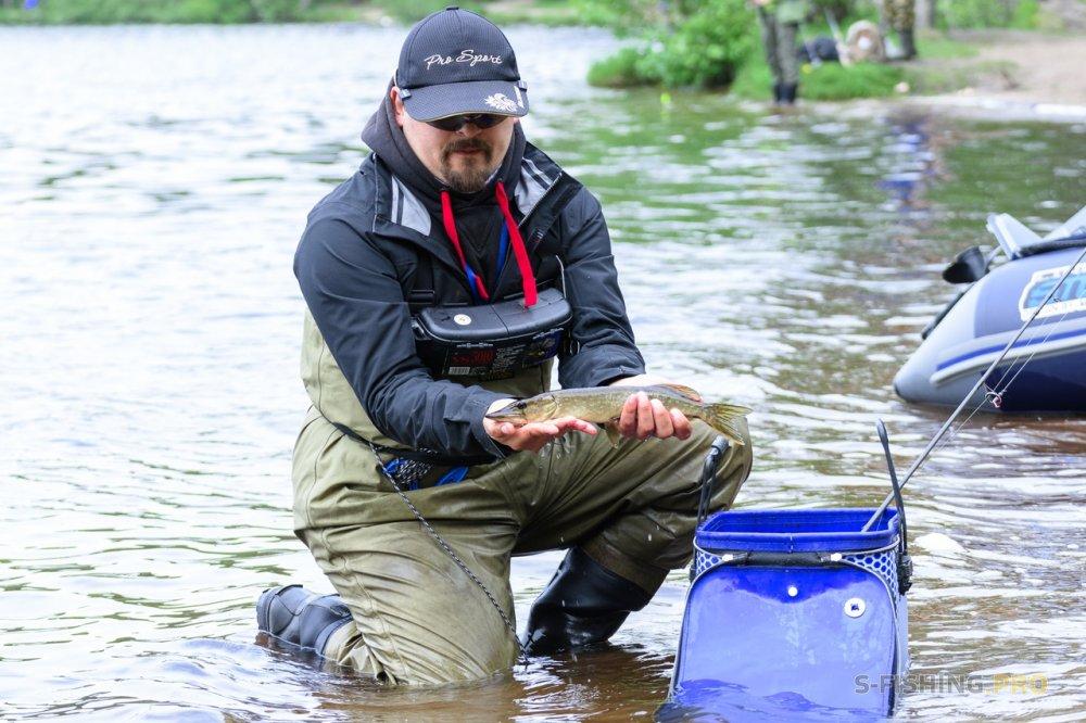 Мероприятия: КУБОК S-FISHING.PRO