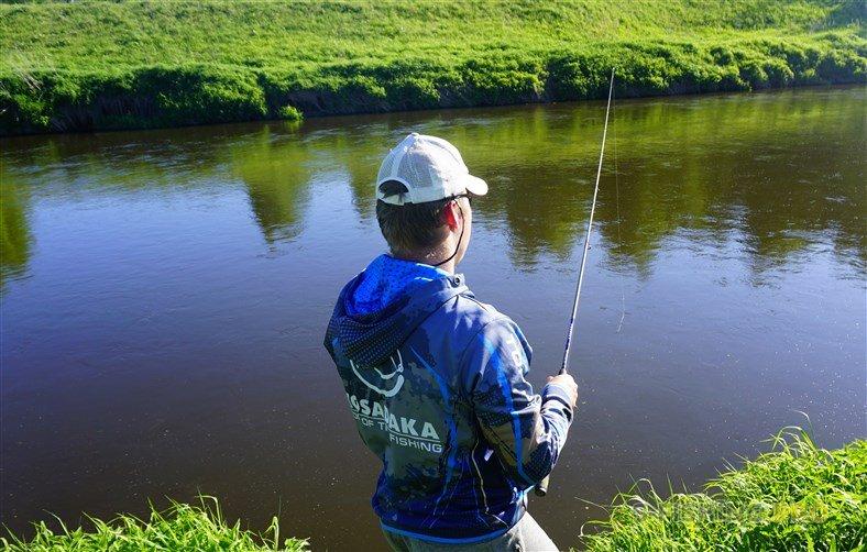 Отчеты с водоемов: Первый жерех в новом сезоне