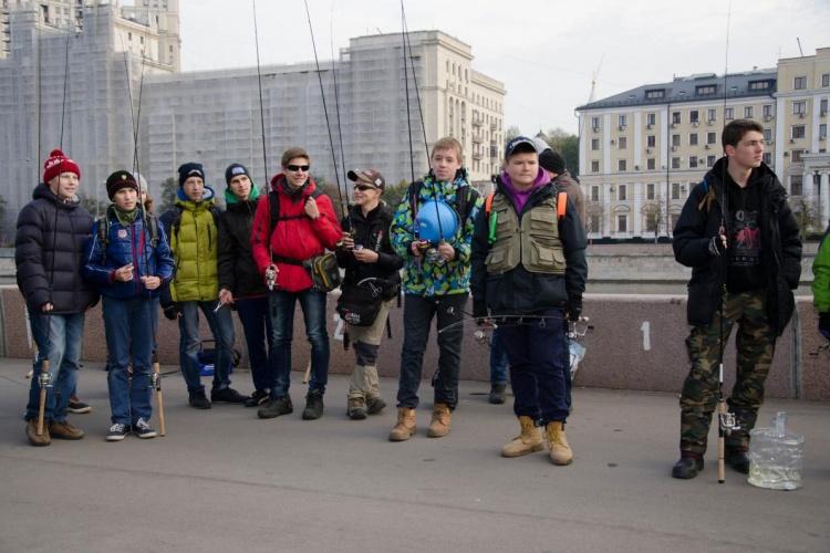 Соревнования по Стрит-фишингу, Кремлёвские Купола 2015